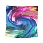 Water Paint Square Tapestry (Small)