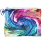 Water Paint Canvas Cosmetic Bag (XXL)