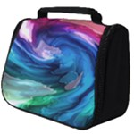 Water Paint Full Print Travel Pouch (Big)