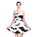 Deathrock Bats Reversible Skater Dress