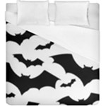 Deathrock Bats Duvet Cover (King Size)