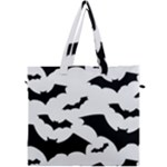 Deathrock Bats Canvas Travel Bag