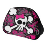 Girly Skull & Crossbones Full Print Accessory Pouch (Small)