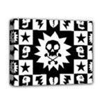Gothic Punk Skull Deluxe Canvas 14  x 11  (Stretched)