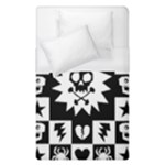 Gothic Punk Skull Duvet Cover (Single Size)