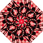 Love Heart Splatter Folding Umbrella