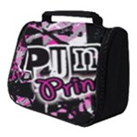 Punk Princess Full Print Travel Pouch (Small)