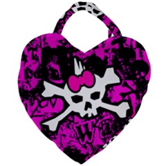 Giant Heart Shaped Tote