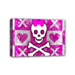 Skull Princess Mini Canvas 6  x 4  (Stretched)
