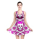 Skull Princess Reversible Skater Dress