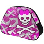 Skull Princess Full Print Accessory Pouch (Big)