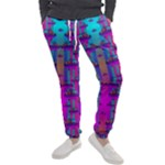 Tropical Rainbow Fishes  In Meadows Of Seagrass Men s Jogger Sweatpants