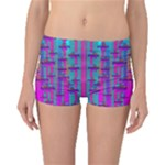 Tropical Rainbow Fishes  In Meadows Of Seagrass Boyleg Bikini Bottoms