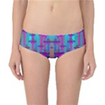 Tropical Rainbow Fishes  In Meadows Of Seagrass Classic Bikini Bottoms
