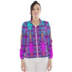 Tropical Rainbow Fishes  In Meadows Of Seagrass Women s Windbreaker