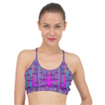 Tropical Rainbow Fishes  In Meadows Of Seagrass Basic Training Sports Bra