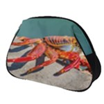 Colored Crab, Galapagos Island, Ecuador Full Print Accessory Pouch (Small)