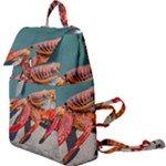 Colored Crab, Galapagos Island, Ecuador Buckle Everyday Backpack