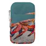 Colored Crab, Galapagos Island, Ecuador Waist Pouch (Large)