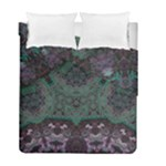 Mandala Corset Duvet Cover Double Side (Full/ Double Size)