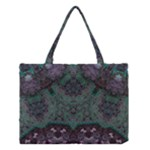 Mandala Corset Medium Tote Bag