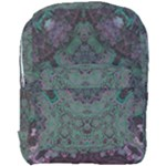 Mandala Corset Full Print Backpack