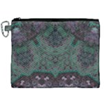 Mandala Corset Canvas Cosmetic Bag (XXL)