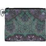Mandala Corset Canvas Cosmetic Bag (XXXL)