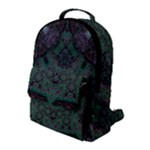 Mandala Corset Flap Pocket Backpack (Large)