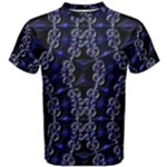 Mandala Cage Men s Cotton Tee
