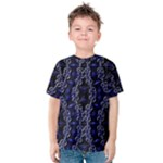 Mandala Cage Kids  Cotton Tee