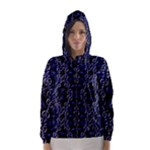 Mandala Cage Women s Hooded Windbreaker