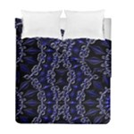 Mandala Cage Duvet Cover Double Side (Full/ Double Size)