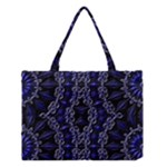 Mandala Cage Medium Tote Bag