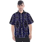 Mandala Cage Men s Short Sleeve Shirt