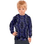 Mandala Cage Kids  Hooded Pullover