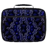 Mandala Cage Full Print Lunch Bag