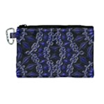 Mandala Cage Canvas Cosmetic Bag (Large)