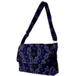 Mandala Cage Full Print Messenger Bag (S)