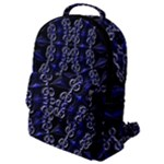 Mandala Cage Flap Pocket Backpack (Small)