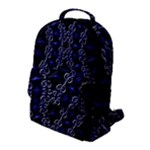 Mandala Cage Flap Pocket Backpack (Large)
