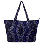 Mandala Cage Full Print Shoulder Bag
