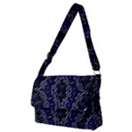 Mandala Cage Full Print Messenger Bag (M)