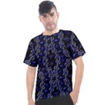 Mandala Cage Men s Sport Top