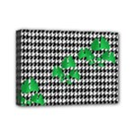 Houndstooth Leaf Mini Canvas 7  x 5  (Stretched)
