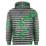 Houndstooth Leaf Men s Core Hoodie