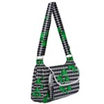 Houndstooth Leaf Multipack Bag