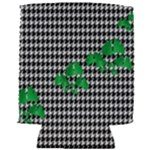 Houndstooth Leaf Can Holder