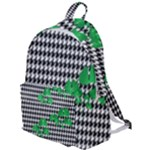 Houndstooth Leaf The Plain Backpack