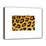 Leopard Print	Canvas 14  x 11  (Stretched)